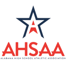 Alabama High School Athletic Association logo
