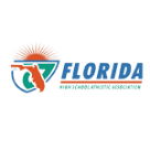 Florida High School Athletic Association logo