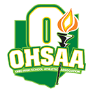 Ohio High School Athletic Association (OHSAA) logo
