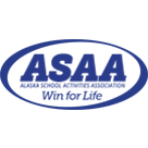 Alaska School Activities Association logo