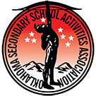 Oklahoma Secondary School Activities Association logo