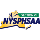 NYSPHSAA - Section VII logo