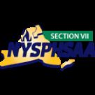 NYSPHSAA - Section VII logo