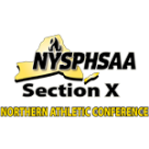 NYSPHSAA - Section X logo