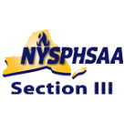 NYSPHSAA - Section III logo