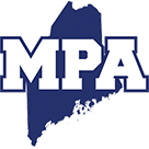 Maine Principals' Association (MPA) logo