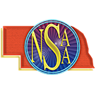Nebraska School Activities Association logo